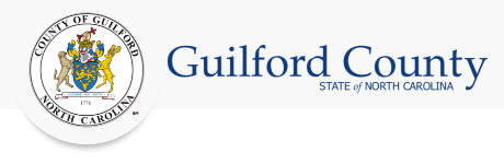 Guilford County website home